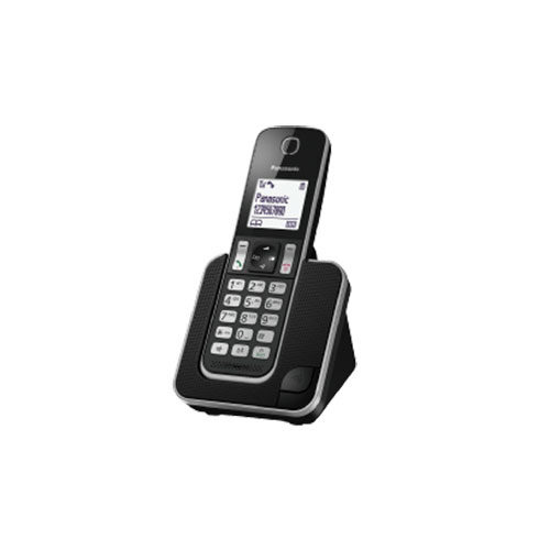 PANASONIC-KX-TGD310GR-Black