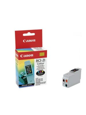 Μελάνι Εκτυπωτή Canon BCI-21C Tri-Color Ink Cartridge