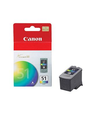 Μελάνι Εκτυπωτή Ink Canon CL-51 Colour - High Yield