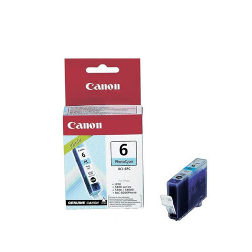 Μελάνι Εκτυπωτή Ink Canon BCI-6PC Photo Light Cyan