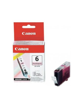 Μελάνι Εκτυπωτή Ink Canon BCI-6PM Photo Light Magenta
