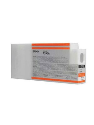 Ink Epson T596A C13T596A00 UltraChrome Orange